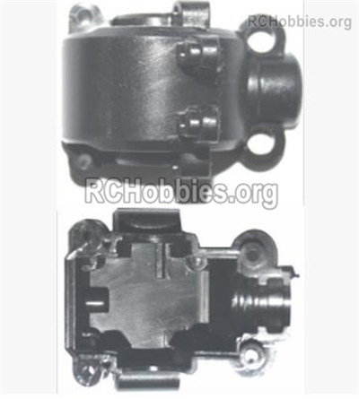 Subotech BG1525 Upper and Bottom Cover of the Front differential box. S15060701